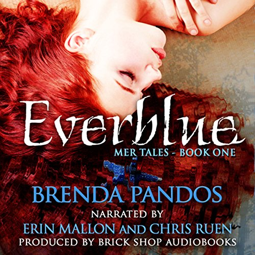 Everblue audiobook cover art