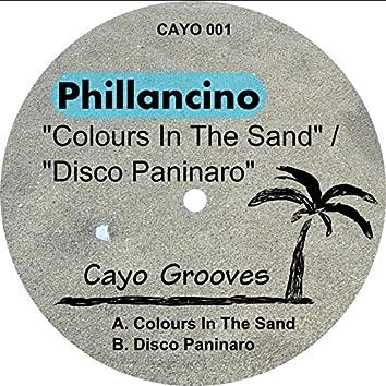 Colours in the Sand / Disco Paninaro
