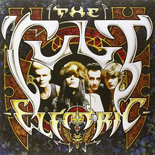 The Cult Electric [Vinyl LP]