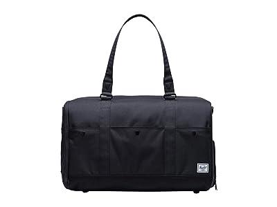 Herschel Supply Co. Bennett (Black) Duffel Bags