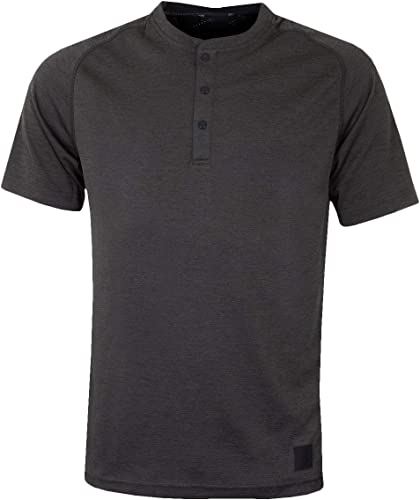 Adidas Hommes Adicross No-Show Transition Henley T-Shirt