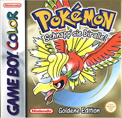 Pokémon - Goldene Edition