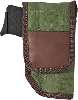 Barsony New Woodland Green OWB Flap Holster for 380 Ultra Compact 9mm 40 45 Pistols