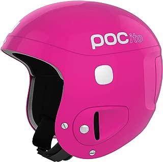 POC POCito Skull, Children's Helmet, Fluorescent Pink, ADJ