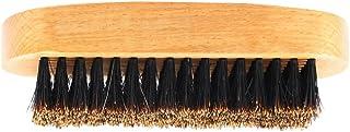 Fenteer ビュアブラシ ひげそりブラシ コーム ブラシ  ひげ髭  ひげ スタイル ヘアケア 櫛 ブラシ 2タイプ選べる - #1