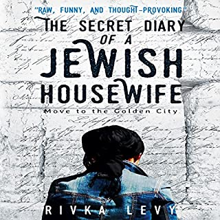 The Secret Diary of a Jewish Housewife audiobook cover art