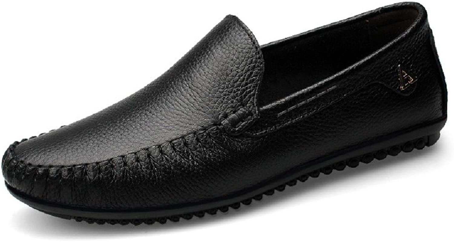guld guld guld Cloud herrar Genuine läder Loafer Store Storlek Slip on Traditional Design for Business Casual skor  få det senaste