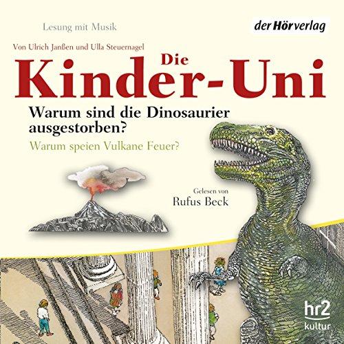 Warum sind die Dinosaurier ausgestorben? Titelbild