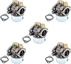 FLAMEER 5x motor carburateur vervanging voor Tecumseh betaalbare motor grasmaaier onderdelen accessoires