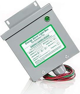 Ant Enterprises KVAR Energy Saver Power Factor Correction Unit Home Surge Protector (200 Amp)
