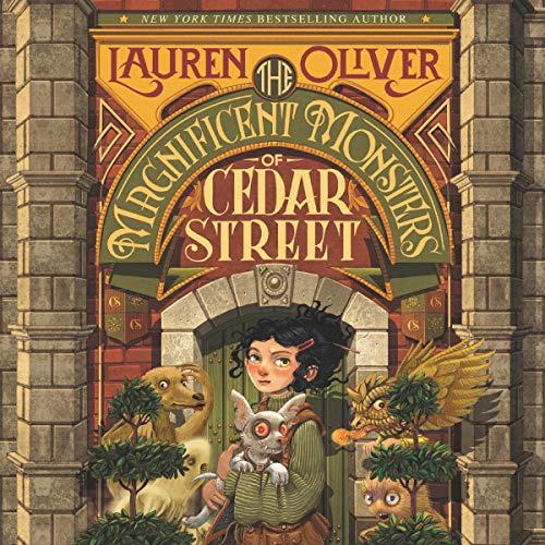 Couverture de The Magnificent Monsters of Cedar Street