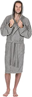 Best mens grey dressing gown with hood Reviews