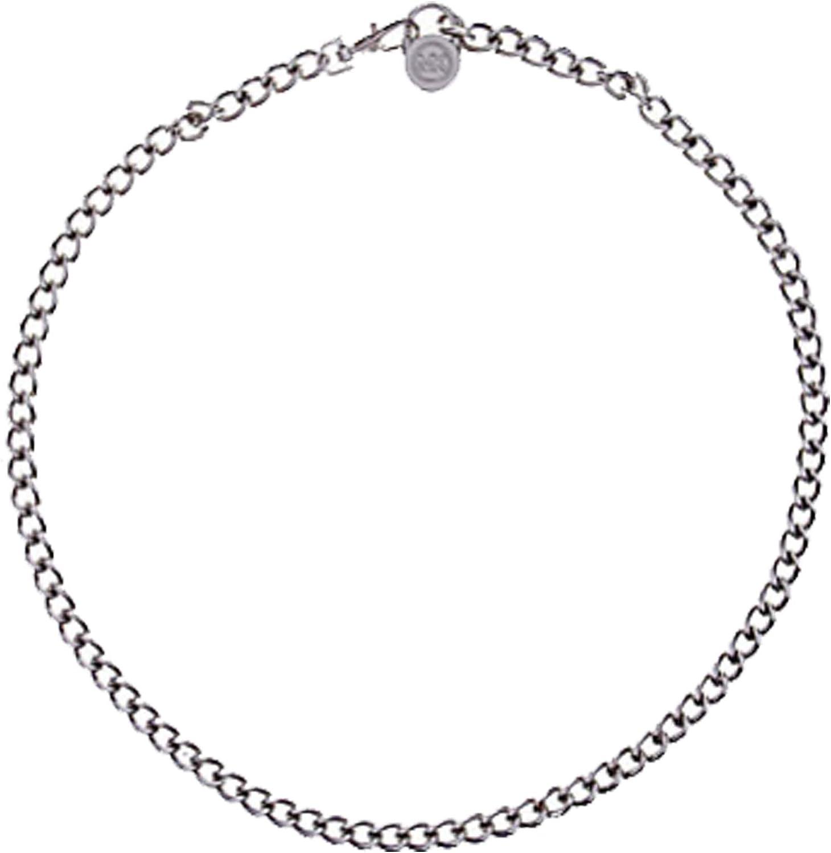 Michael Translated Kors Women's Silver Hardware XL Chain Belt Max 59% OFF L