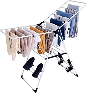 clothes drying rack indoor