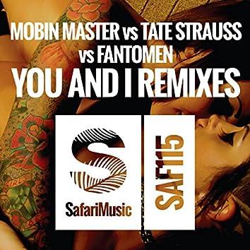 You And I Remixes