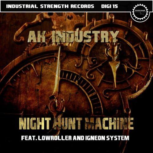 AK-Industry, Homeboy & Dj Mayhem feat. Lowroller & Igneon System