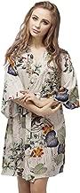 rayon kimono robe