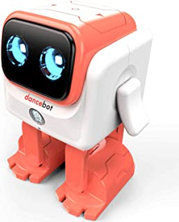 ECHEERS Kids Toys Dancing Robot for Boys Girls Age 3 and up, Sing Dancing Follow Music Beats Rhythm, Educational Robot Toys, Rechargeable Battery