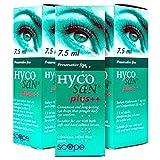 TRIPLE PACK de Hycosan PLUS 7,5 ml