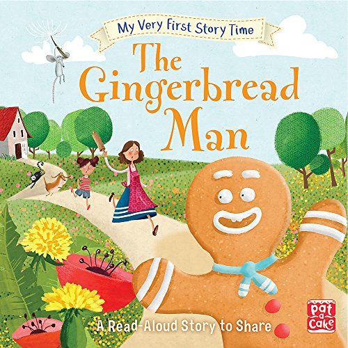 The Gingerbread Man: Fairy Tale with picture glossary and an activity