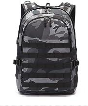 Rucksack für Herren, Schultaschen, Mochila, Pubg, Battlefield-Infanterie-Pack, Camouflage, Reisen, Segeltuch, USB-Lade-Rucksack, Camouflage Camouflage - 1