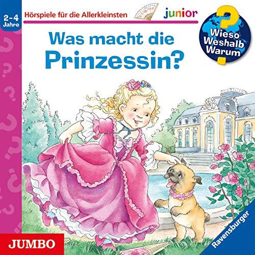 Was macht die Prinzessin? Titelbild