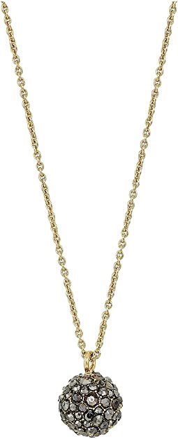 Vera Bradley - Radiant Fireball Short Necklace