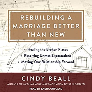 Rebuilding a Marriage Better Than New audiobook cover art