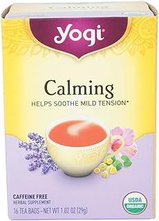 Yogi Herbal Tea Bags, Calming 16 ea