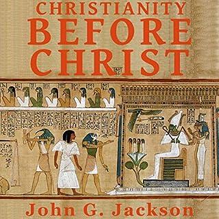 Christianity Before Christ audiobook cover art