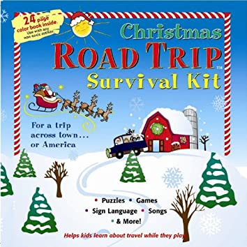 Christmas Road Trip Survival Kit