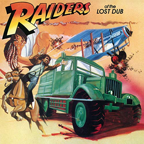 Album Art for Raiders Of The Lost Dub / Various [180-Gram Black Vinyl] by Various Artists
