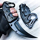 "Best Karambit Knives - 8"" Spring Assisted Open Folding Pocket Knife BestSeller989 Review"