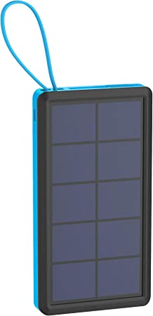 Xlayer Powerbank Plus Solar Externer Akku Für Elektronik