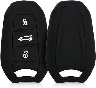 Custodia per chiavi ABS per C1 Cactus Rot CK Citroen C2,/C3,/C4,/Grand Picasso