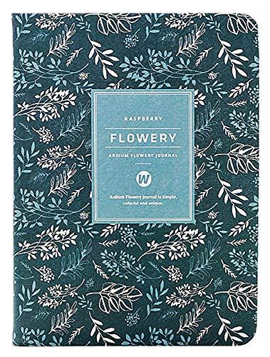 Cuaderno - diario semanal - mensual - diario - cuaderno - escuela - escuela - agenda - agenda - calendario - idea de regalo original - mujer - niña - 2019 2020 - azul