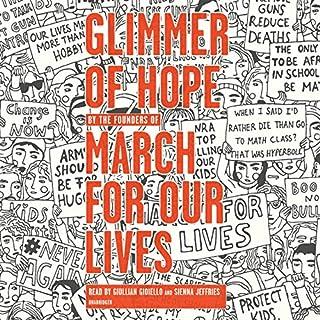 Glimmer of Hope audiobook cover art
