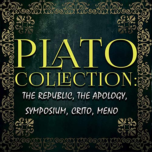 The Republic / The Apology / Symposium / Crito / Meno Audiobook By Plato cover art