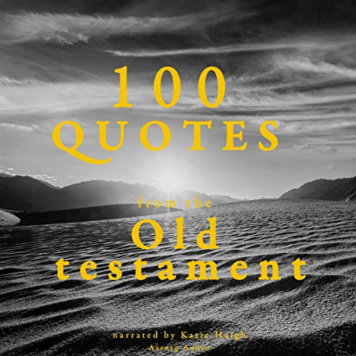 100 Quotes from the Old Testament cover art