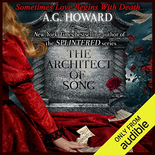 The Architect of Song audiobook cover art