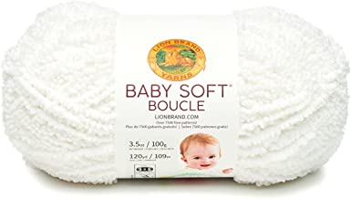 Best lion brand baby soft boucle Reviews