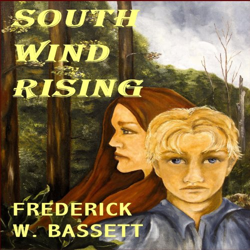 South Wind Rising audiobook cover art