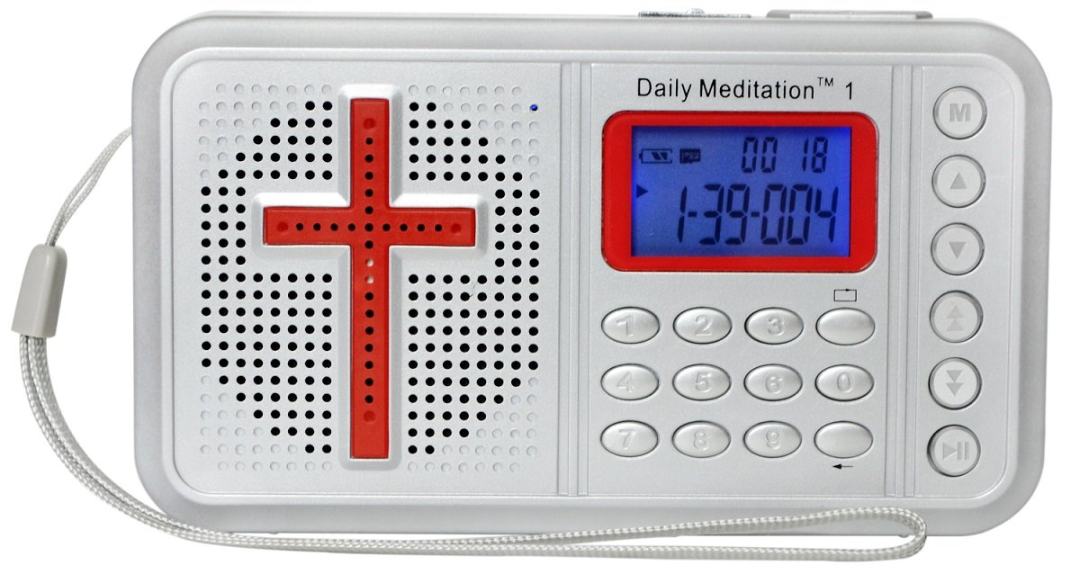 Daily Meditation American Electronic Rechargeable