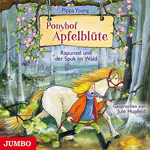 Rapunzel und der Spuk im Wald Titelbild