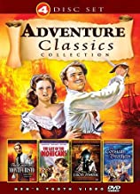 Adventure Classics Collection: (Count of Monte Cristo / Last of the Mohicans / Man in the Iron Mask / Corsican Brothers)