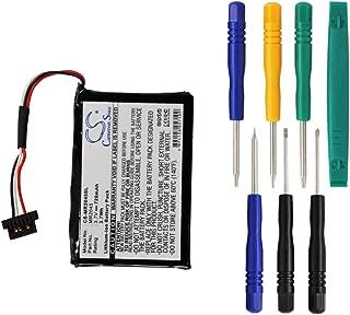 720mAh Battery for Magellan RoadMate 2045, 2045T-LM, RoadMate 2055, RoadMate 2055T-LM, 2120T, 2120T-LM, 2136T-LM, 2145T-LM with 7/pcs Toolskits