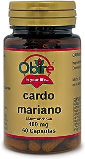Cardo Mariano 400 mg. 60 capsulas