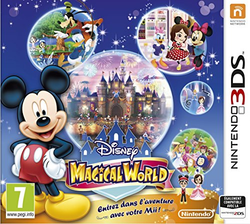 Disney Magical World - Nintendo 3DS - [Edizione: Francia]