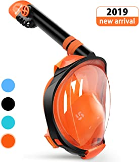 Best full face mask snorkel costco Reviews