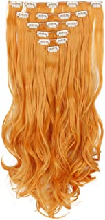 Best curly orange hair Reviews